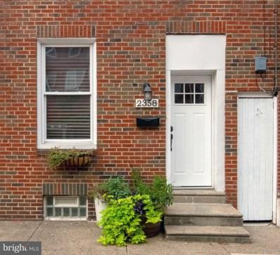 2358 E Dauphin Street, Philadelphia, PA 19125 - #: PAPH828724