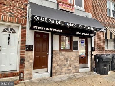 1841 S 2ND Street UNIT 2, Philadelphia, PA 19148 - #: PAPH829040
