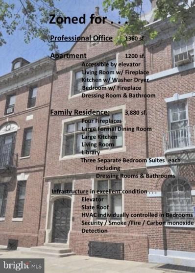 2143 Locust Street, Philadelphia, PA 19103 - #: PAPH829600