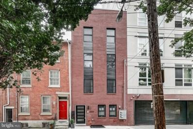 1342 Rodman UNIT A, Philadelphia, PA 19147 - #: PAPH830808