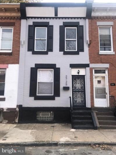 2725 N Croskey Street, Philadelphia, PA 19132 - #: PAPH831808