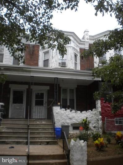 1640 N 60TH Street, Philadelphia, PA 19151 - #: PAPH832898