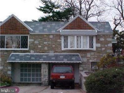 607 E Hortter Place, Philadelphia, PA 19119 - #: PAPH834086