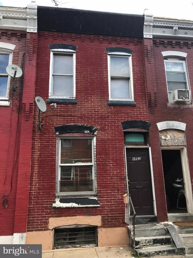 2867 N Lee Street, Philadelphia, PA 19134 - #: PAPH834778