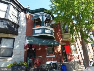 5115 Delancey Street, Philadelphia, PA 19143 - #: PAPH835140