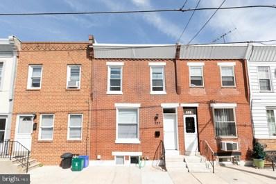 337 Winton Street, Philadelphia, PA 19148 - #: PAPH835736