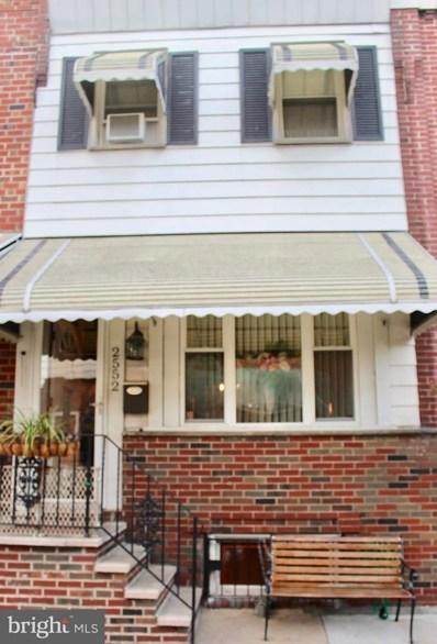 2552 S Darien Street, Philadelphia, PA 19148 - #: PAPH839562