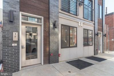 839 N 16TH Street UNIT 1, Philadelphia, PA 19130 - #: PAPH840890