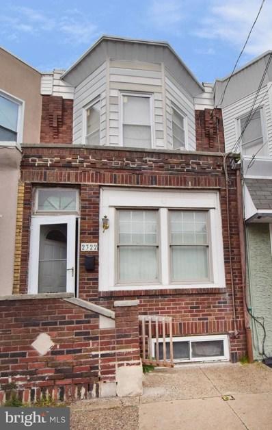 2322 E Clearfield Street, Philadelphia, PA 19134 - #: PAPH843218