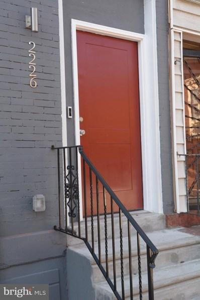 2226 N 15TH Street, Philadelphia, PA 19132 - #: PAPH843324