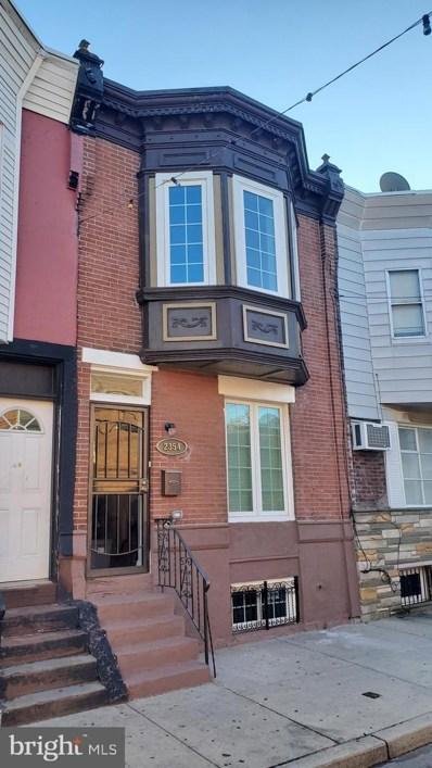 2354 Watkins Street, Philadelphia, PA 19145 - #: PAPH844134