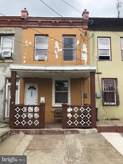 2955 N American Street, Philadelphia, PA 19133 - MLS#: PAPH845454
