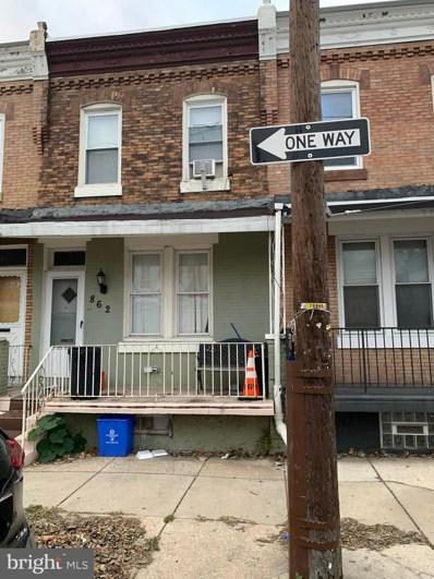 862 N 47TH Street, Philadelphia, PA 19139 - #: PAPH846156