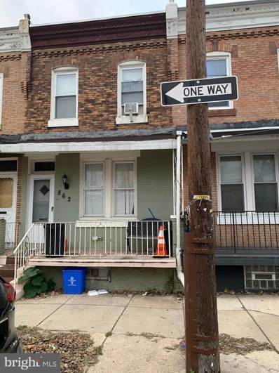 862 N 47TH Street, Philadelphia, PA 19139 - #: PAPH846156