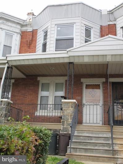 518 N Simpson Street, Philadelphia, PA 19151 - #: PAPH846558