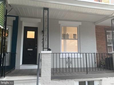 1463 N Felton Street, Philadelphia, PA 19151 - #: PAPH846656