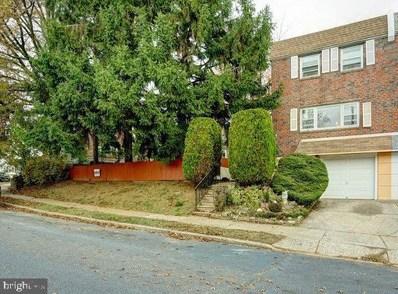 7447 Hill Road, Philadelphia, PA 19128 - #: PAPH847396