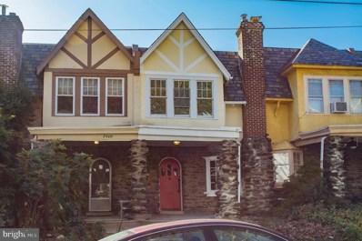 7510 Boyer Street, Philadelphia, PA 19119 - #: PAPH848690