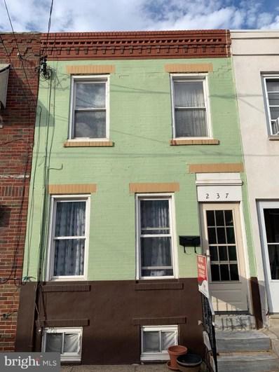 237 Sigel Street, Philadelphia, PA 19148 - #: PAPH850306