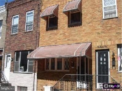 1023 Emily Street, Philadelphia, PA 19148 - #: PAPH850670