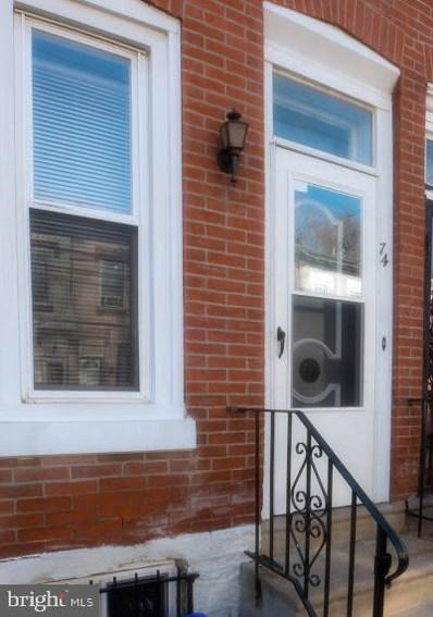 74 E Seymour Street, Philadelphia, PA 19144 - #: PAPH851078