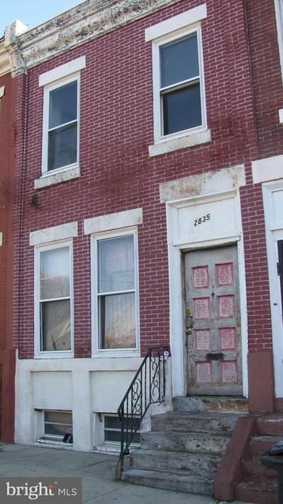 2835 N 9TH Street, Philadelphia, PA 19133 - MLS#: PAPH853204