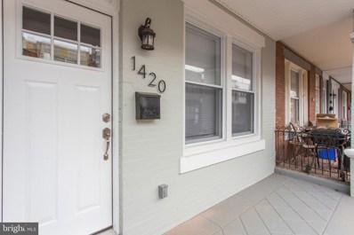 1420 S Marston Street, Philadelphia, PA 19146 - #: PAPH854228