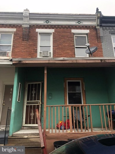 6413 Glenmore Avenue, Philadelphia, PA 19142 - #: PAPH855786