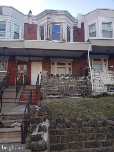 1636 N 61ST Street, Philadelphia, PA 19151 - #: PAPH858648