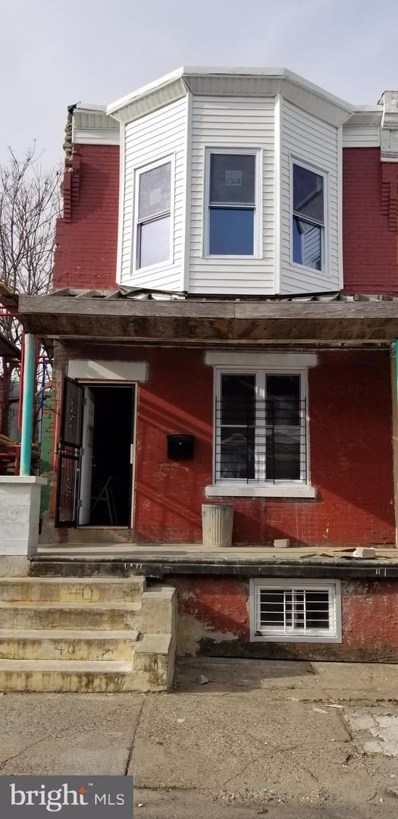 40 N Yewdall, Philadelphia, PA 19139 - #: PAPH859944