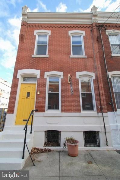 861 N Ringgold Street, Philadelphia, PA 19130 - #: PAPH860272