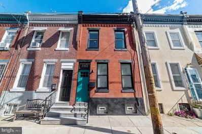 2353 E Harold Street, Philadelphia, PA 19125 - #: PAPH860532