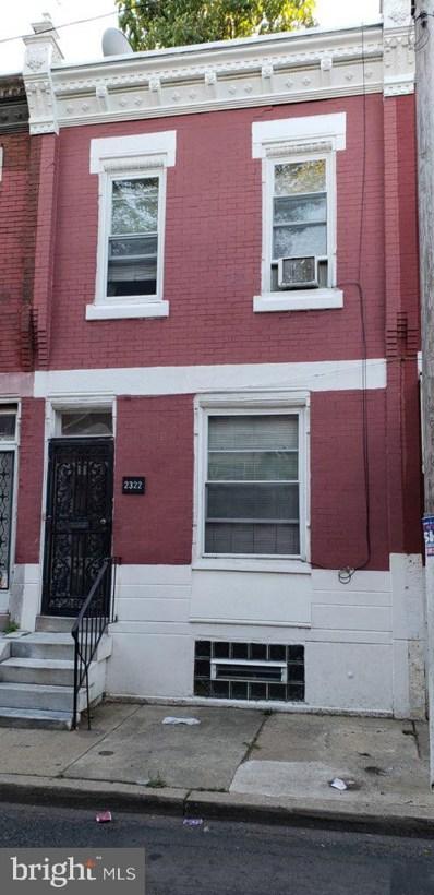 2322 N Gratz Street, Philadelphia, PA 19132 - #: PAPH861084