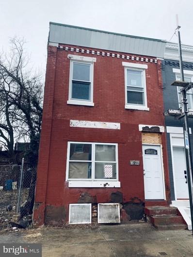 2546 W Oakdale Street, Philadelphia, PA 19132 - MLS#: PAPH862896