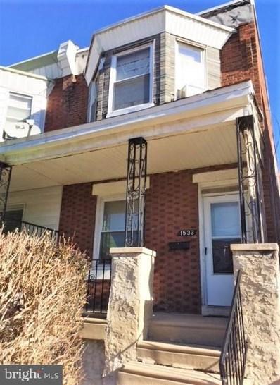 1533 N Robinson Street, Philadelphia, PA 19151 - #: PAPH863904