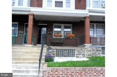 6060 N 2ND Street, Philadelphia, PA 19120 - #: PAPH864136