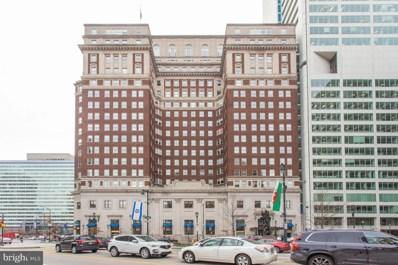 1600-18 Arch Street UNIT 704, Philadelphia, PA 19103 - MLS#: PAPH864970