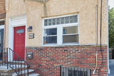 2528 Carpenter Street, Philadelphia, PA 19146 - #: PAPH865080