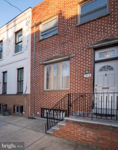 1413 S Juniper Street, Philadelphia, PA 19147 - MLS#: PAPH865540