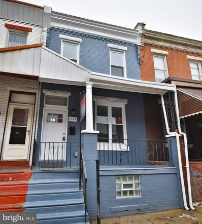 1534 N Hollywood Street, Philadelphia, PA 19121 - #: PAPH868978