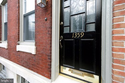 1359 E Palmer Street, Philadelphia, PA 19125 - #: PAPH870960