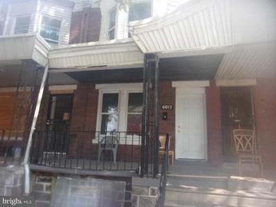 6013 Race Street, Philadelphia, PA 19139 - #: PAPH872026