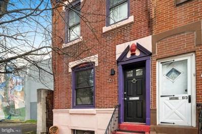 611 S 27TH Street, Philadelphia, PA 19146 - #: PAPH872058