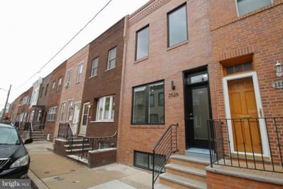 2526 S Warnock Street, Philadelphia, PA 19148 - #: PAPH872102