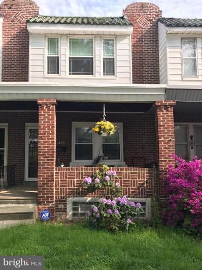 475 Pensdale Street, Philadelphia, PA 19128 - #: PAPH872126