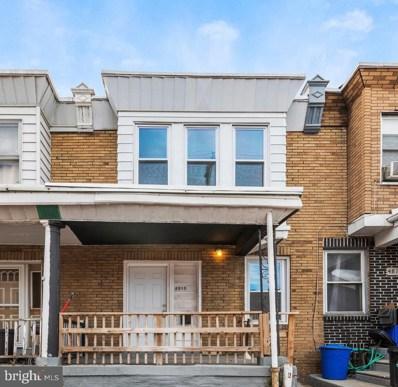 4810 Stenton Avenue, Philadelphia, PA 19144 - MLS#: PAPH872340