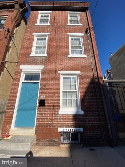 251 E Thompson Street, Philadelphia, PA 19125 - MLS#: PAPH873170