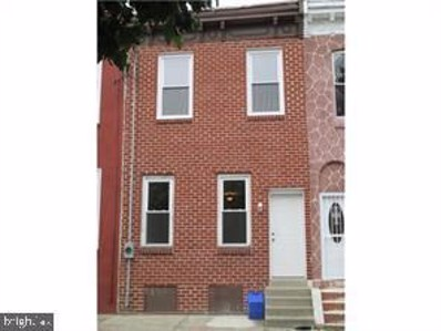 2422 N Lawrence Street, Philadelphia, PA 19133 - MLS#: PAPH874000