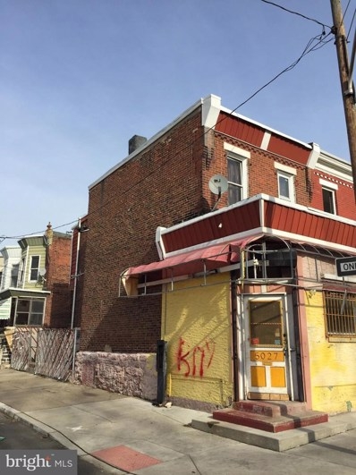 5027 Ogden Street, Philadelphia, PA 19139 - MLS#: PAPH875644