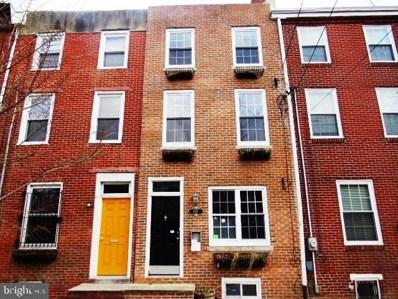 1107 S 3RD Street, Philadelphia, PA 19147 - MLS#: PAPH876028
